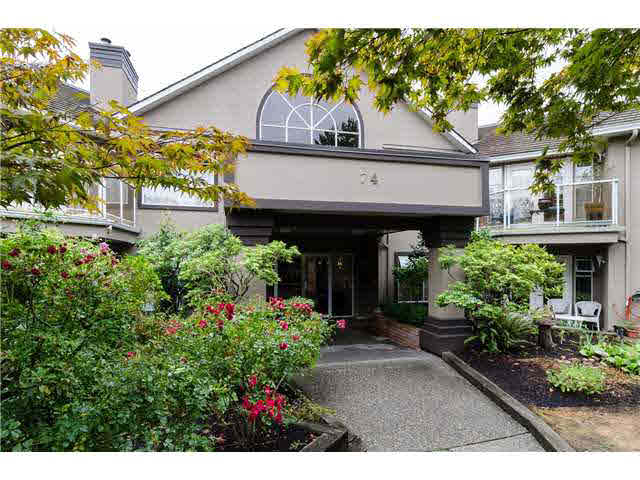 "Main Photo: 211 74 MINER Street in NEW WEST: Fraserview NW Condo for sale in ""FRASERVIEW PARK"" (New Westminster)  : MLS® # V1142044"