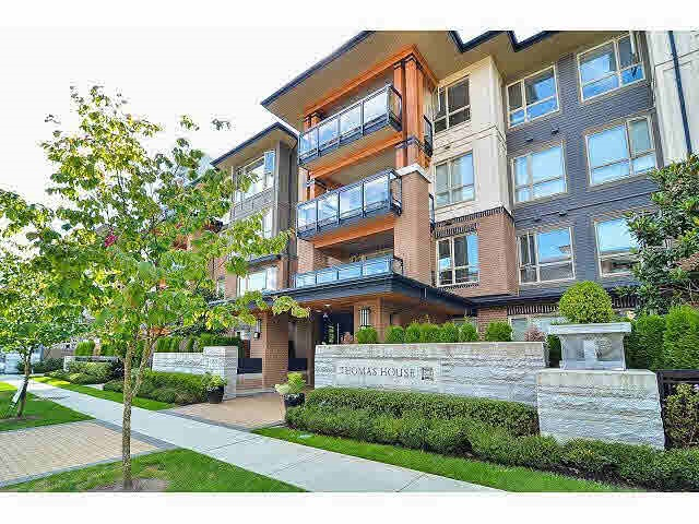 "Main Photo: 310 1150 KENSAL Place in Coquitlam: New Horizons Condo for sale in ""Thomas House"" : MLS® # R2024529"