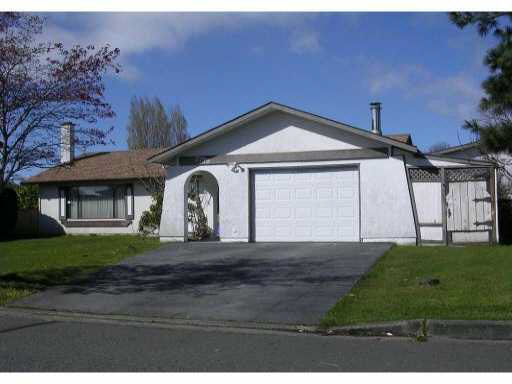 Main Photo: 7739 DECOURCY CRESCENT in : Quilchena RI House for sale : MLS®# V820232