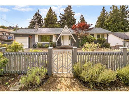 Main Photo: 3296 Galloway Road in VICTORIA: Co Wishart North Single Family Detached for sale (Colwood)  : MLS(r) # 366978