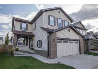 Main Photo: 166 KINGSLAND Heights SE: Airdrie House for sale : MLS® # C4070796