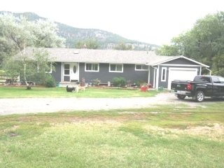 Main Photo: 8716 WESTSYDE ROAD in : Westsyde House for sale (Kamloops)  : MLS® # 135784