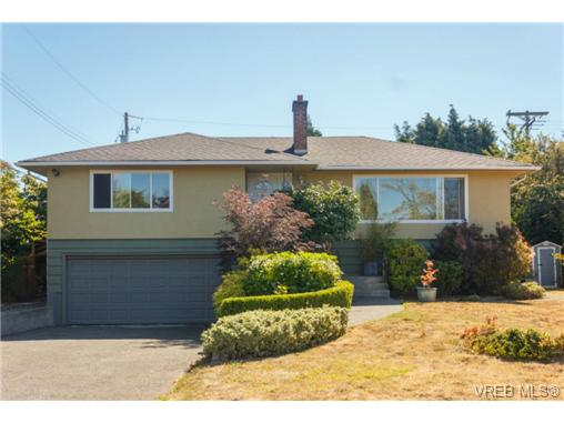 Main Photo: 2947 Oriole Street in VICTORIA: SE Camosun Single Family Detached for sale (Saanich East)  : MLS®# 368545