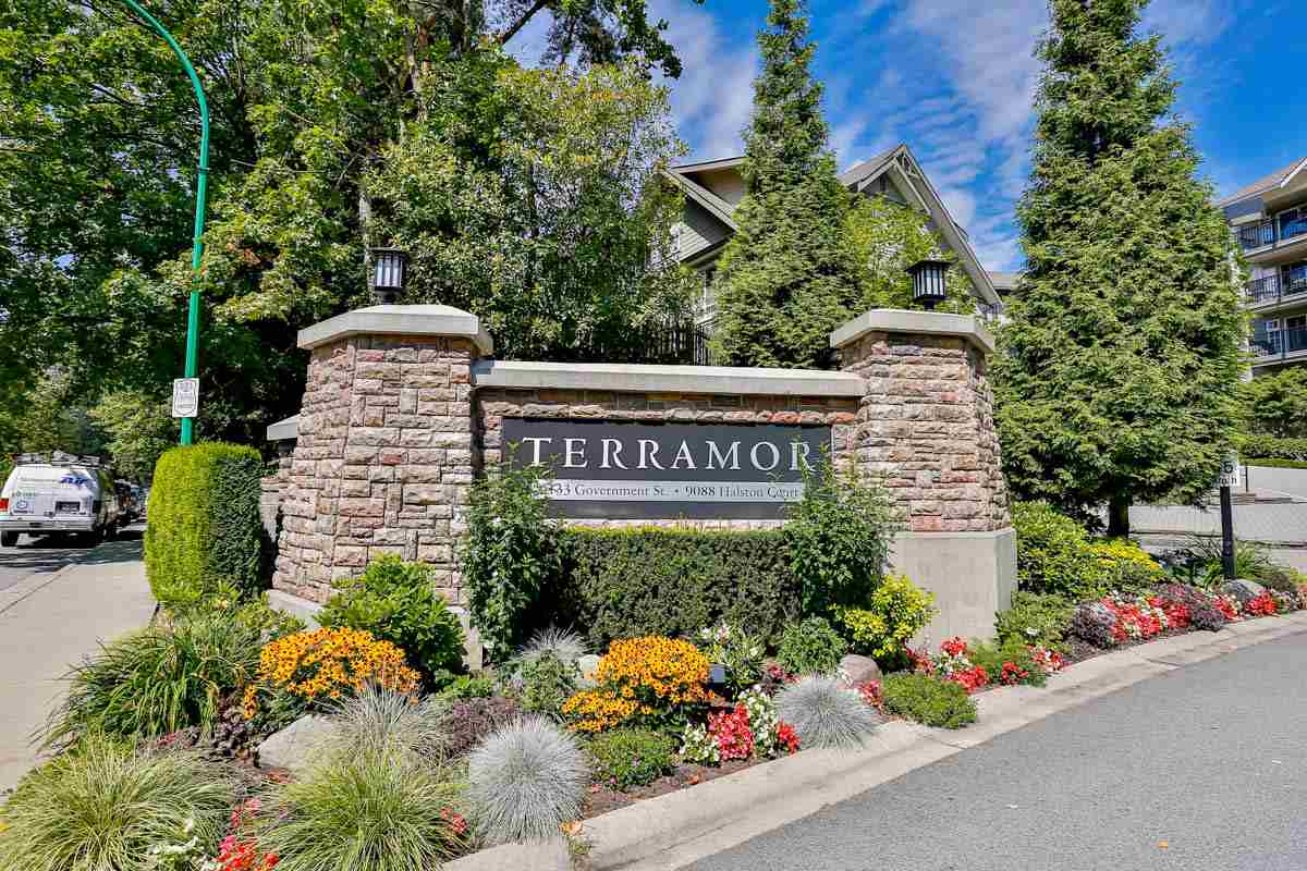 "Main Photo: 185 9133 GOVERNMENT Street in Burnaby: Government Road Townhouse for sale in ""TERRAMOR"" (Burnaby North)  : MLS® # R2098590"
