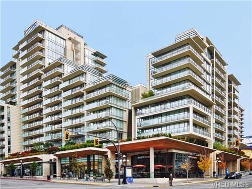 Main Photo: 704 708 Burdett Avenue in VICTORIA: Vi Downtown Condo Apartment for sale (Victoria)  : MLS®# 368799