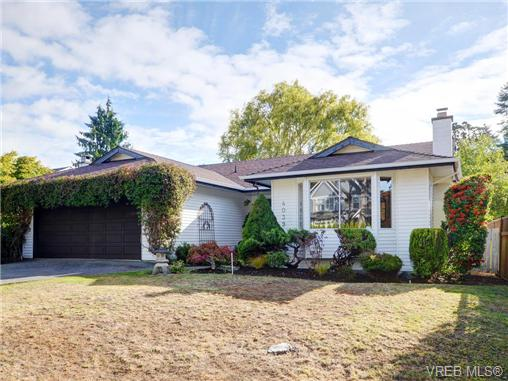 Main Photo: 4039 Malton Avenue in VICTORIA: SE Mt Doug Single Family Detached for sale (Saanich East)  : MLS® # 369808