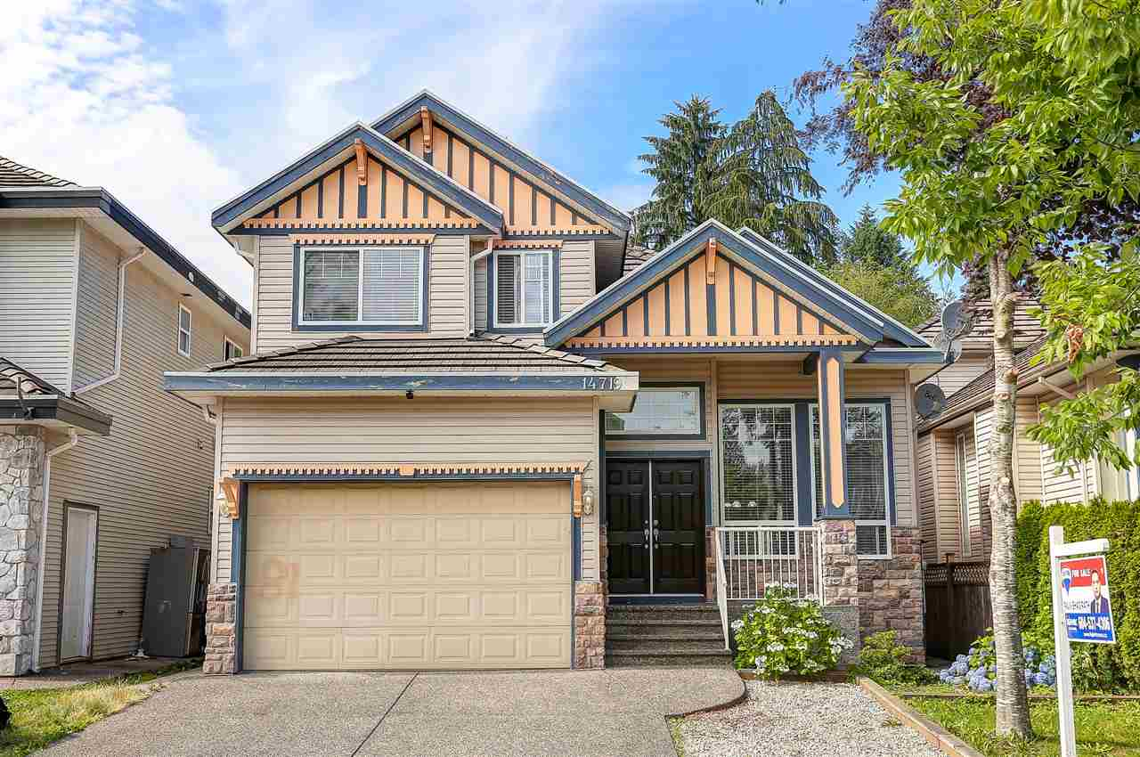 Main Photo: 14719 80A Avenue in Surrey: Bear Creek Green Timbers House for sale : MLS(r) # R2123930