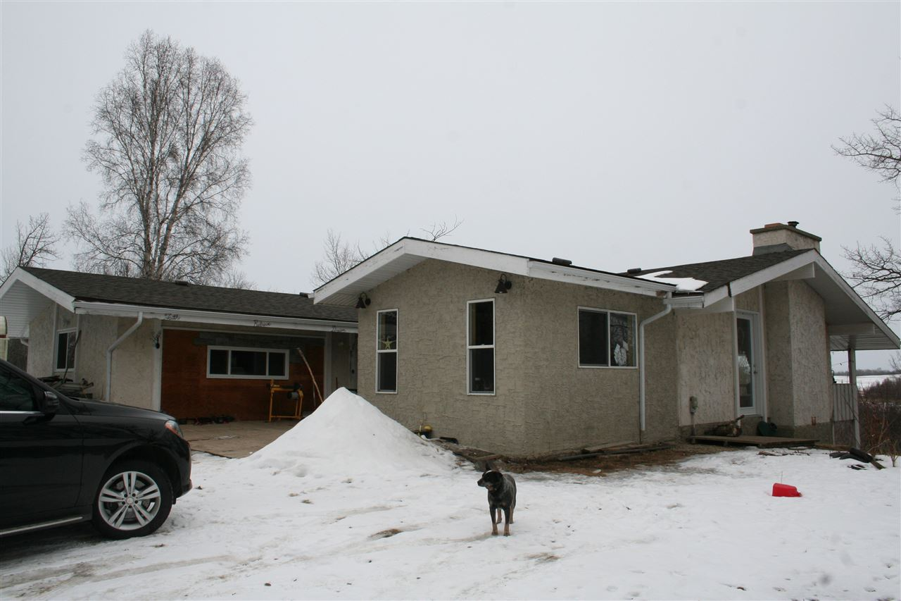 Main Photo: 2128 Hwy 627: Rural Parkland County House for sale : MLS(r) # E4055449