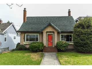 Main Photo: 1420 HAMILTON Street in New Westminster: West End NW House for sale : MLS(r) # R2148488