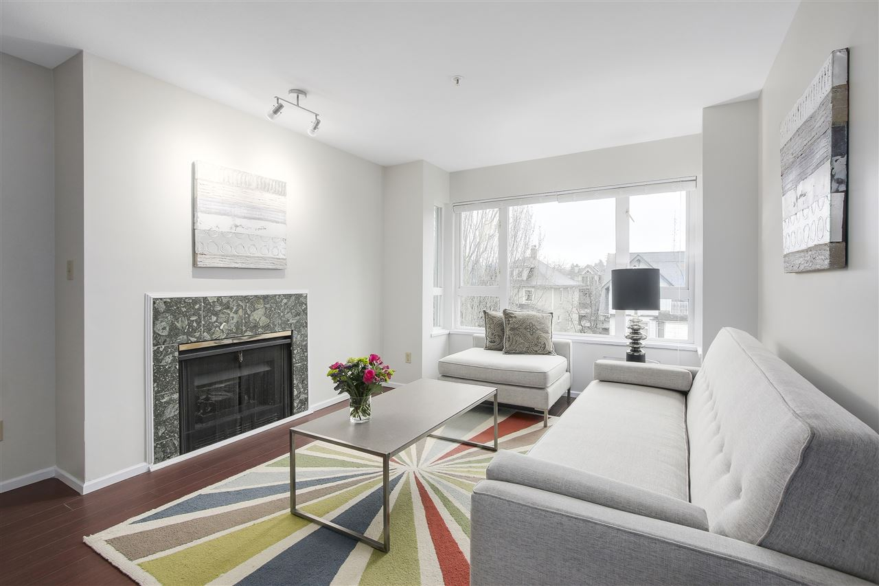 Photo 2: 408 937 W 14TH Avenue in Vancouver: Fairview VW Condo for sale (Vancouver West)  : MLS(r) # R2150940