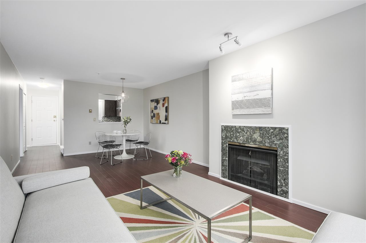 Photo 4: 408 937 W 14TH Avenue in Vancouver: Fairview VW Condo for sale (Vancouver West)  : MLS(r) # R2150940