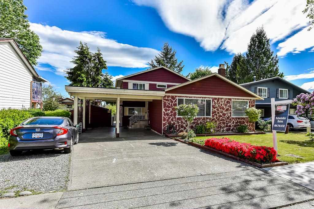 Main Photo: 15282 86 Avenue in Surrey: Fleetwood Tynehead House for sale : MLS(r) # R2169464
