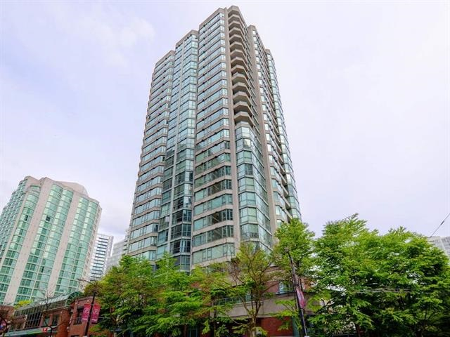 "Main Photo: 601 888 HAMILTON Street in Vancouver: Downtown VW Condo for sale in ""ROSEDALE GARDENS"" (Vancouver West)  : MLS(r) # R2173085"