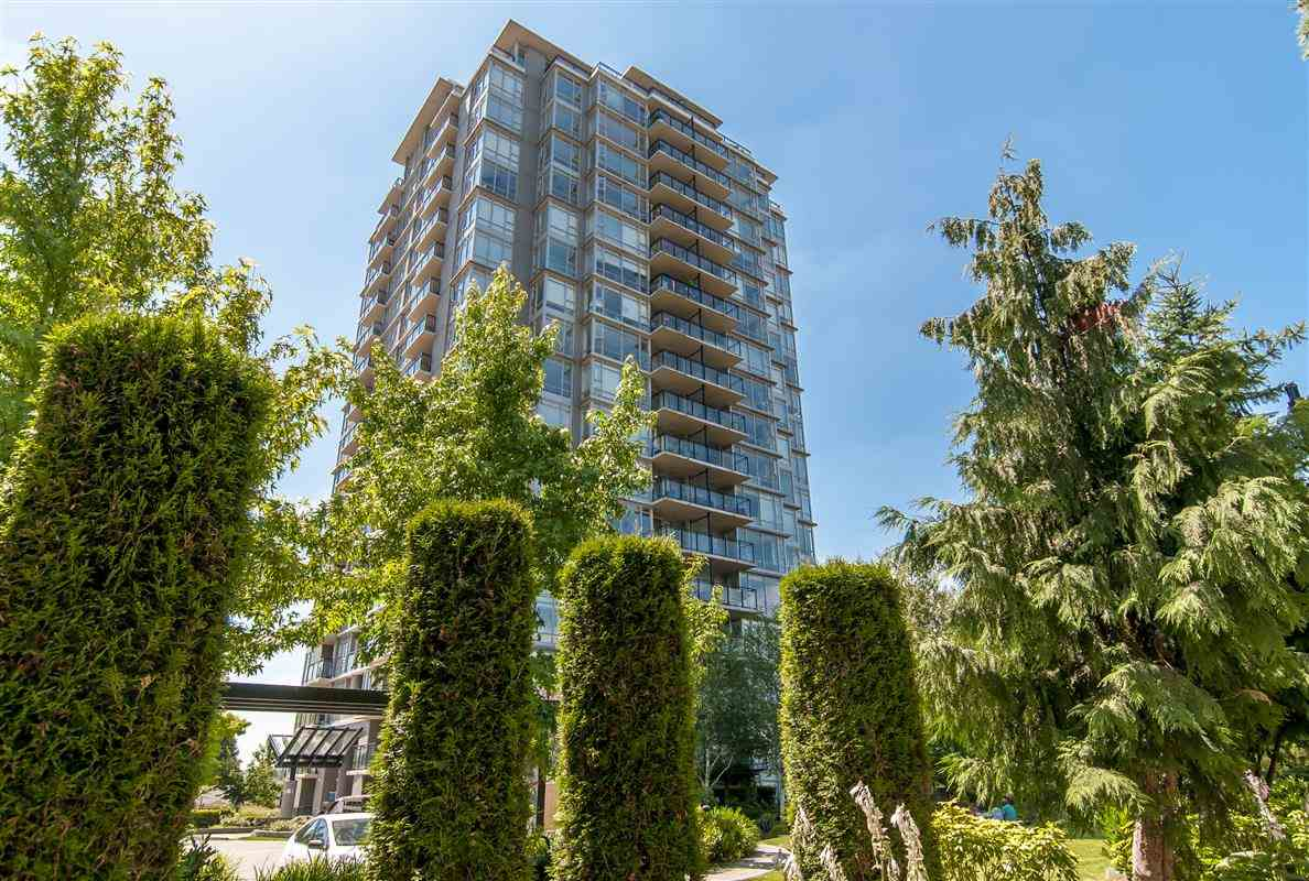 Main Photo: 1202 555 DELESTRE Avenue in Coquitlam: Coquitlam West Condo for sale : MLS® # R2188105