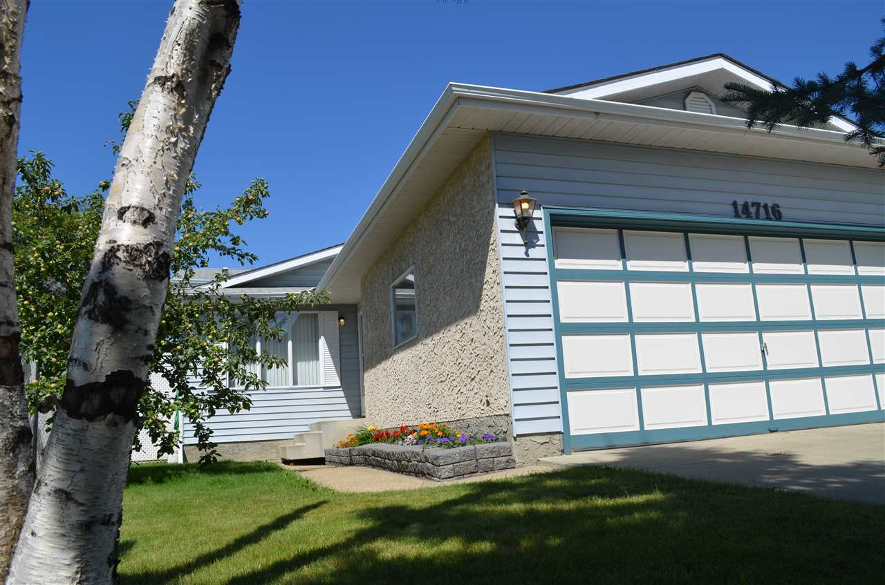 Main Photo: 14716 37 Street NW in Edmonton: Zone 35 House for sale : MLS® # E4075805