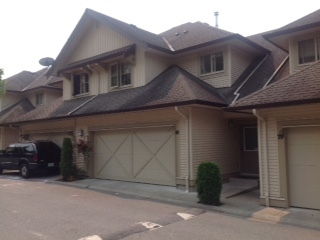 "Main Photo: 80 20350 68 Avenue in Langley: Willoughby Heights Townhouse for sale in ""SUNRIDGE"" : MLS® # R2207168"