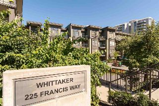 "Main Photo: 208 225 FRANCIS Way in New Westminster: Fraserview NW Condo for sale in ""WHITTAKER"" : MLS® # R2211968"