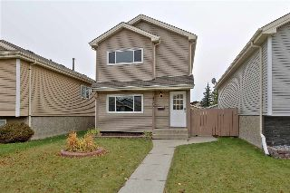 Main Photo: 4131 38 Street in Edmonton: Zone 29 House for sale : MLS® # E4085286