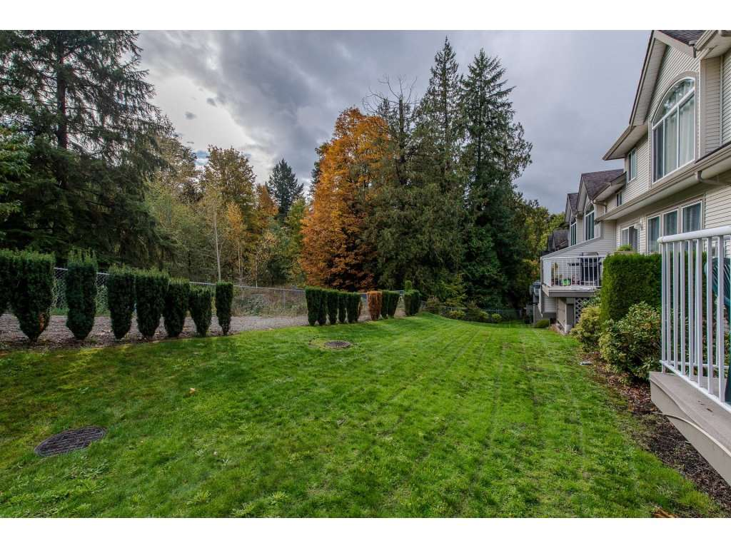 "Photo 20: Photos: 70 32777 CHILCOTIN Drive in Abbotsford: Central Abbotsford Townhouse for sale in ""Cartier Heights"" : MLS® # R2216370"