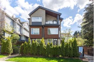"Main Photo: 1810 E PENDER Street in Vancouver: Hastings Townhouse for sale in ""Azalea"" (Vancouver East)  : MLS® # R2221309"