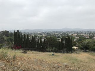 Main Photo: EL CAJON Property for sale: VIA ELISA DRIVE LOT 1