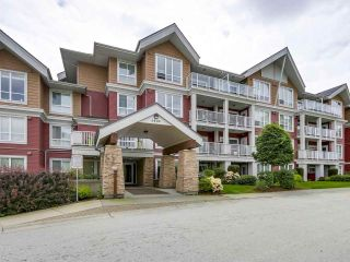 "Main Photo: 209 6440 194 Street in Surrey: Clayton Condo for sale in ""WATERSTONE"" (Cloverdale)  : MLS®# R2270784"