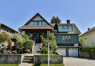 "Main Photo: 302 PRINCESS Street in New Westminster: GlenBrooke North House for sale in ""GLENBROOKE NORTH"" : MLS®# R2271318"