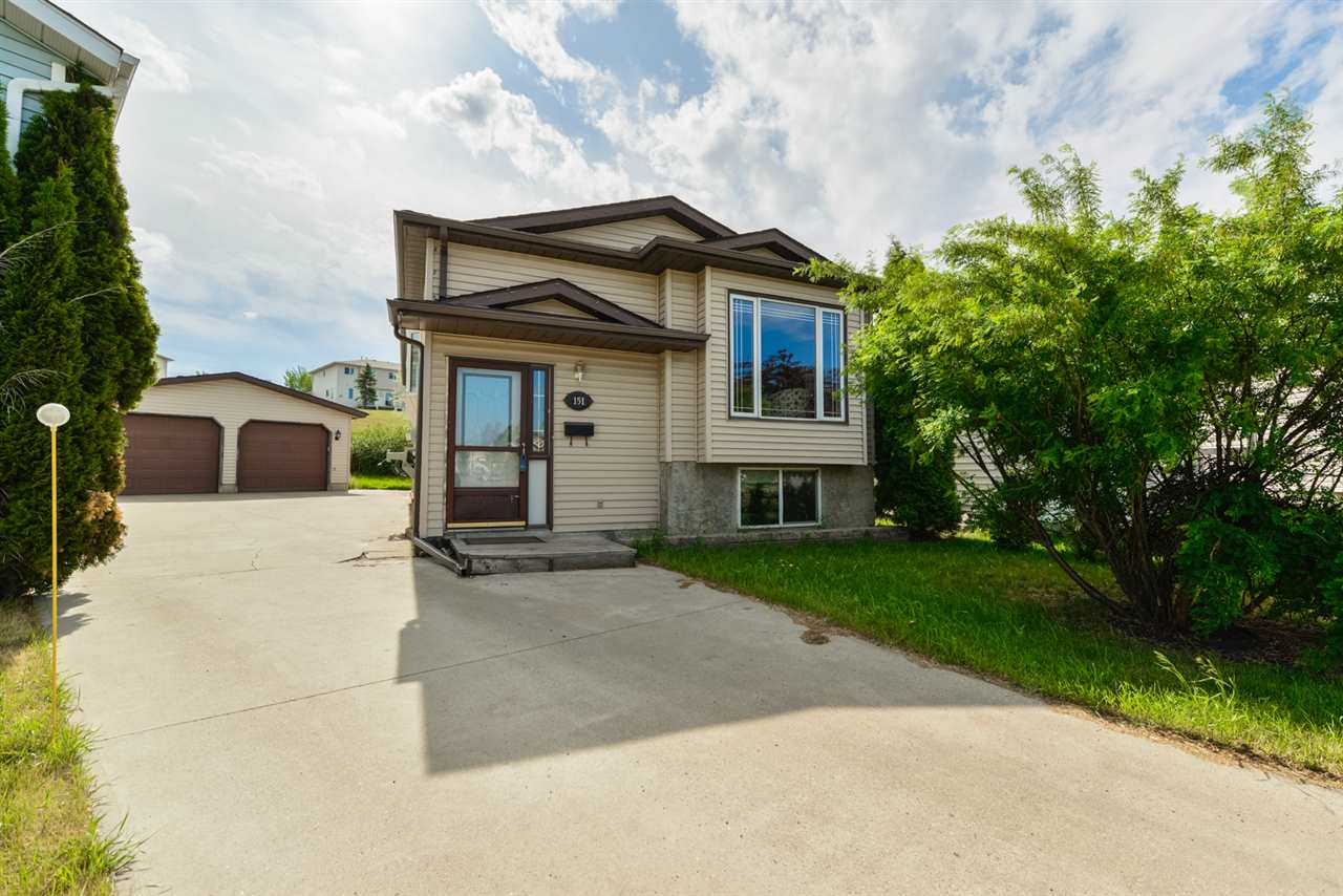 Main Photo: 151 HYNDMAN Crescent in Edmonton: Zone 35 House for sale : MLS®# E4114768