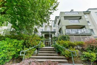 "Main Photo: 412 20110 MICHAUD Crescent in Langley: Langley City Condo for sale in ""REGENCY TERRACE"" : MLS®# R2288617"