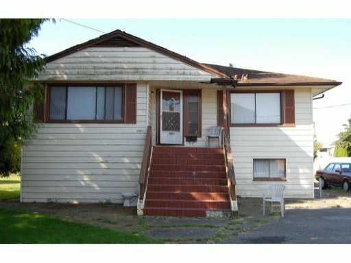 Main Photo: 228 BOYNE Street in New Westminster: Queensborough House for sale : MLS(r) # V905913