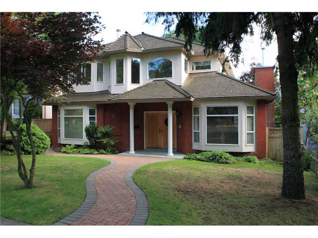 Main Photo: 3456 W 36TH Avenue in Vancouver: Dunbar House for sale (Vancouver West)  : MLS(r) # V926410