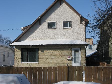 Main Photo: 350 MCGEE ST in Winnipeg: Residential for sale (Canada)  : MLS® # 1102607