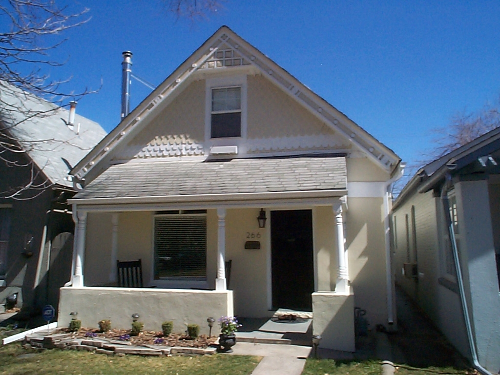 Main Photo: 266 S. Marion Pkwy in Denver: Residential Detached for sale : MLS®# 1071140