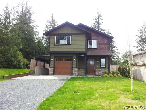 Main Photo: 2670 Ernhill Place in VICTORIA: La Walfred Residential for sale (Langford)  : MLS®# 308539