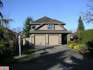 Main Photo: 14897 21 Street in SURREY: Sunnyside Park Surrey House  (South Surrey White Rock)  : MLS® # F1113692