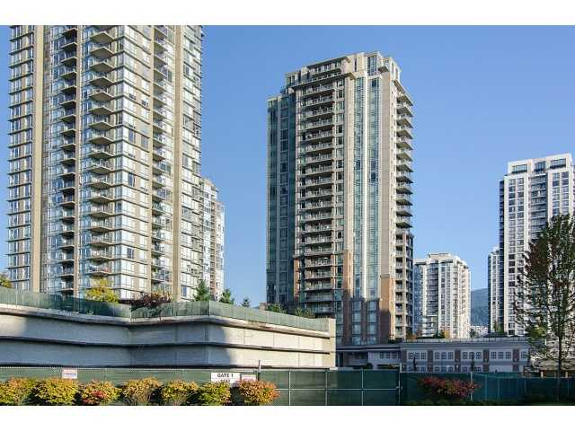 Main Photo: 1203 1155 the High Street in Coquitlam: North Coquitlam Condo for sale : MLS®# V989577
