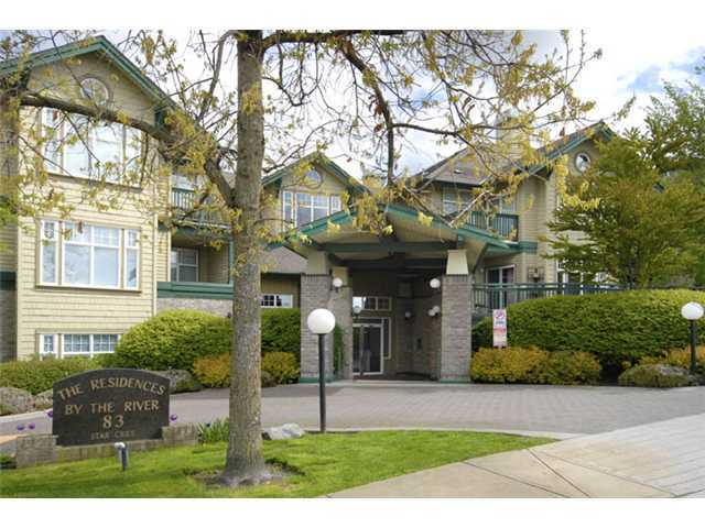 "Main Photo: # 208 83 STAR CR in New Westminster: Queensborough Condo for sale in ""RESIDENCE BY THE RIVER"" : MLS® # V1028824"