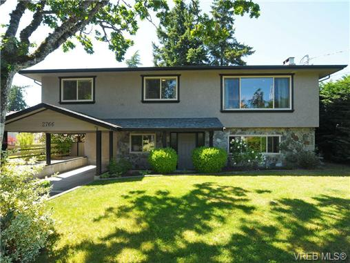 Main Photo: 2766 Scafe Road in VICTORIA: La Langford Proper Single Family Detached for sale (Langford)  : MLS® # 338384