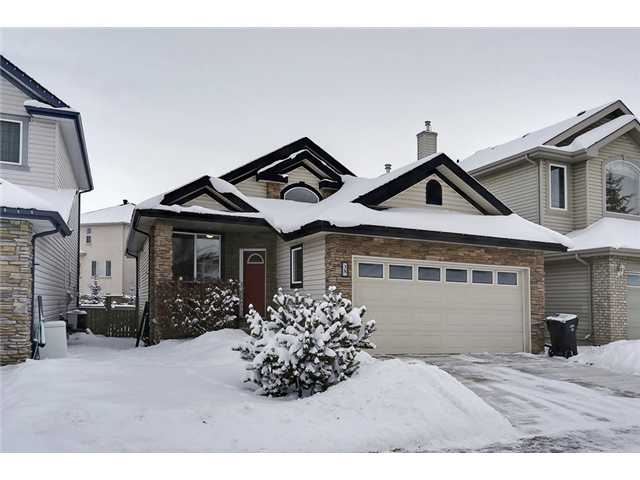 Main Photo: 38 WENTWORTH Road SW in Calgary: West Springs Residential Detached Single Family for sale : MLS® # C3647677