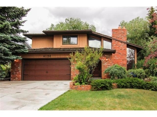 Main Photo: 4120 EDGEMONT Hill(S) NW in Calgary: Edgemont House for sale : MLS(r) # C4021825