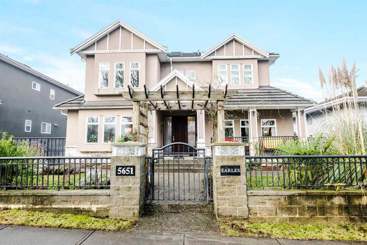 "Main Photo: 5651 EARLES Street in Vancouver: Collingwood VE House for sale in ""Colingwood"" (Vancouver East)  : MLS®# R2023903"