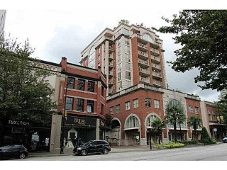 "Main Photo: 703 680 CLARKSON Street in New Westminster: Downtown NW Condo for sale in ""The Clarkson"" : MLS®# R2024368"