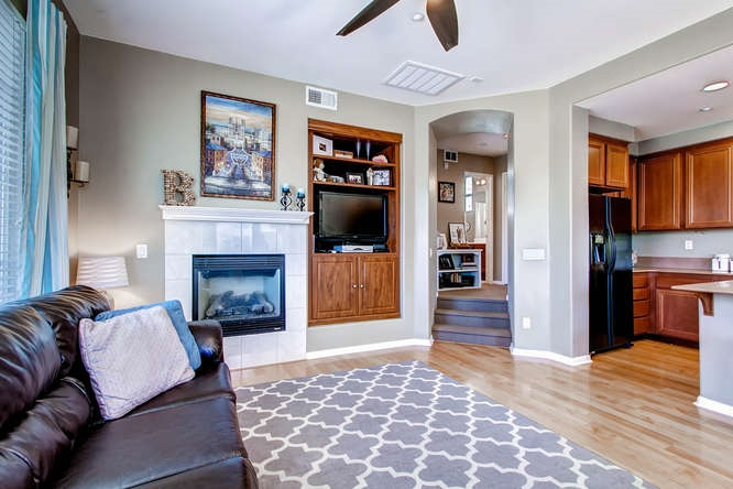 Photo 7: CHULA VISTA Townhome for sale : 3 bedrooms : 1879 Fargo Lane #1