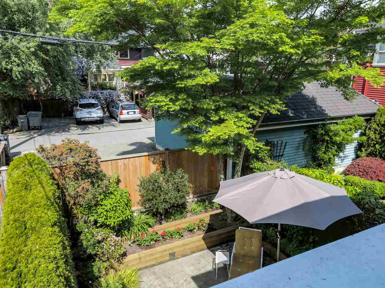 Photo 14: 1825 W 11TH Avenue in Vancouver: Kitsilano Townhouse for sale (Vancouver West)  : MLS® # R2061107
