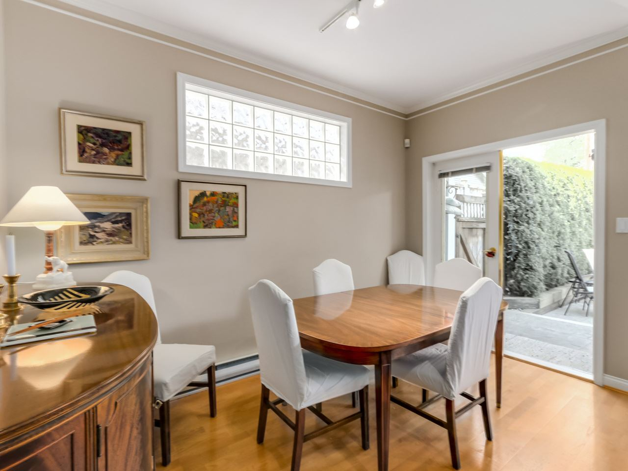 Photo 5: 1825 W 11TH Avenue in Vancouver: Kitsilano Townhouse for sale (Vancouver West)  : MLS® # R2061107