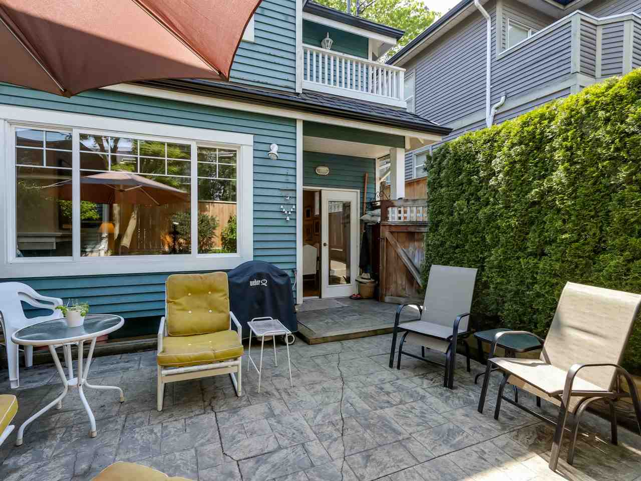 Photo 19: 1825 W 11TH Avenue in Vancouver: Kitsilano Townhouse for sale (Vancouver West)  : MLS® # R2061107