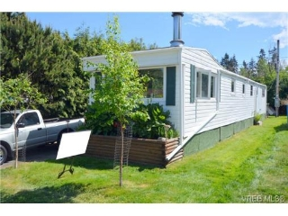 Main Photo: 3 2206 Church Road in SOOKE: Sk Broomhill Manu Single-Wide for sale (Sooke)  : MLS® # 364341