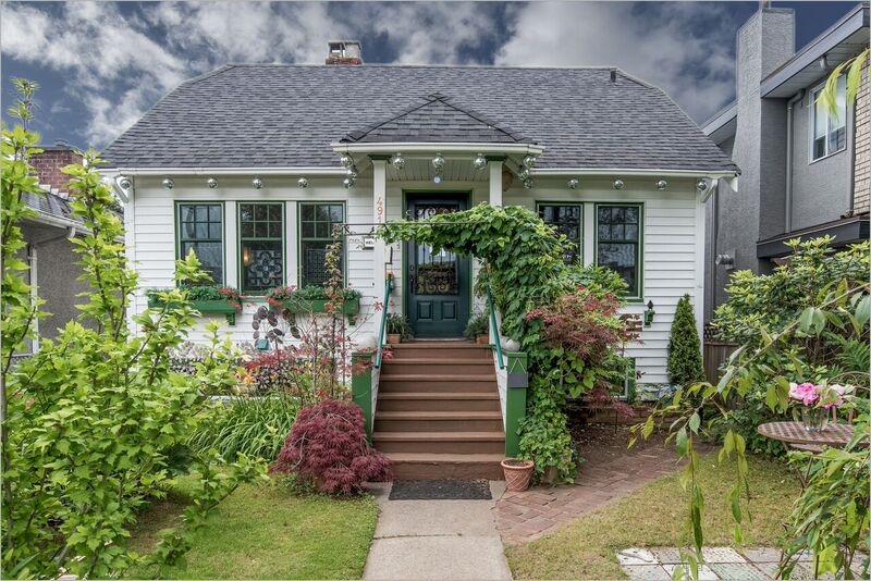 Main Photo: 4918 WALDEN Street in Vancouver: Main House for sale (Vancouver East)  : MLS®# R2085874