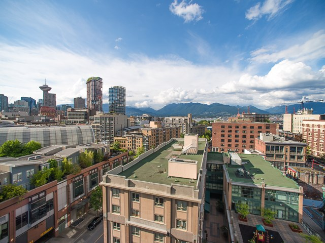"Photo 13: 1205 550 TAYLOR Street in Vancouver: Downtown VW Condo for sale in ""The Taylor"" (Vancouver West)  : MLS(r) # R2093056"