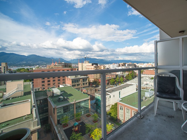 "Photo 11: 1205 550 TAYLOR Street in Vancouver: Downtown VW Condo for sale in ""The Taylor"" (Vancouver West)  : MLS(r) # R2093056"
